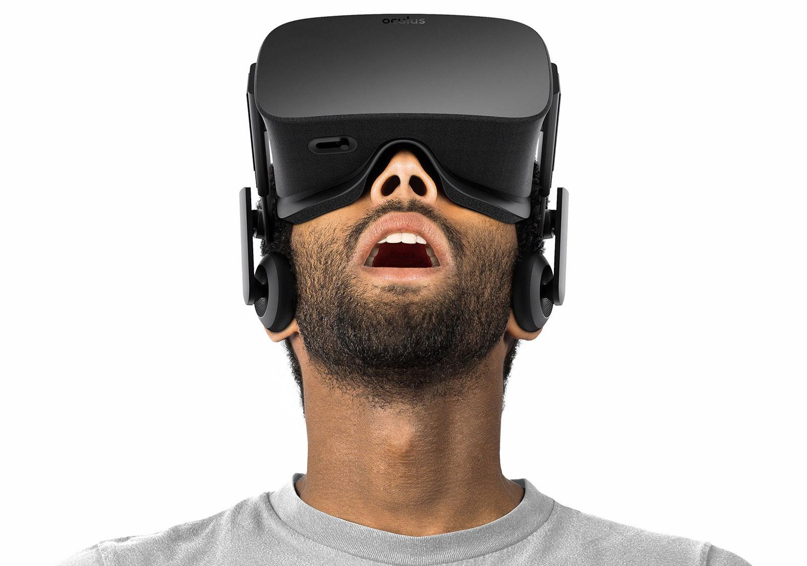 Bemutatták a végleges Oculus Riftet