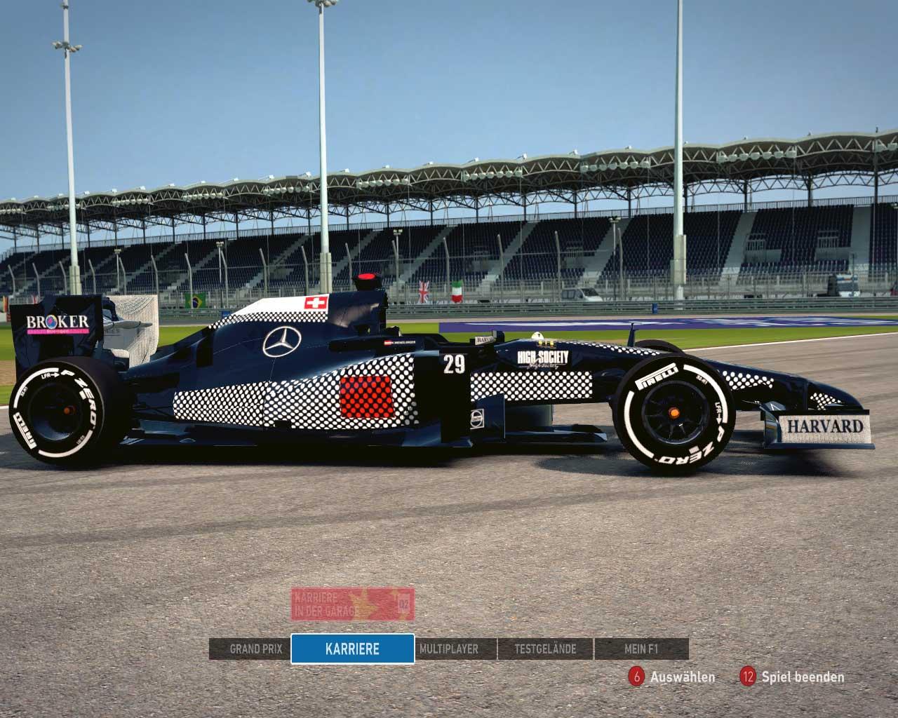 F1 2015 Team Sauber 1994 v1.0