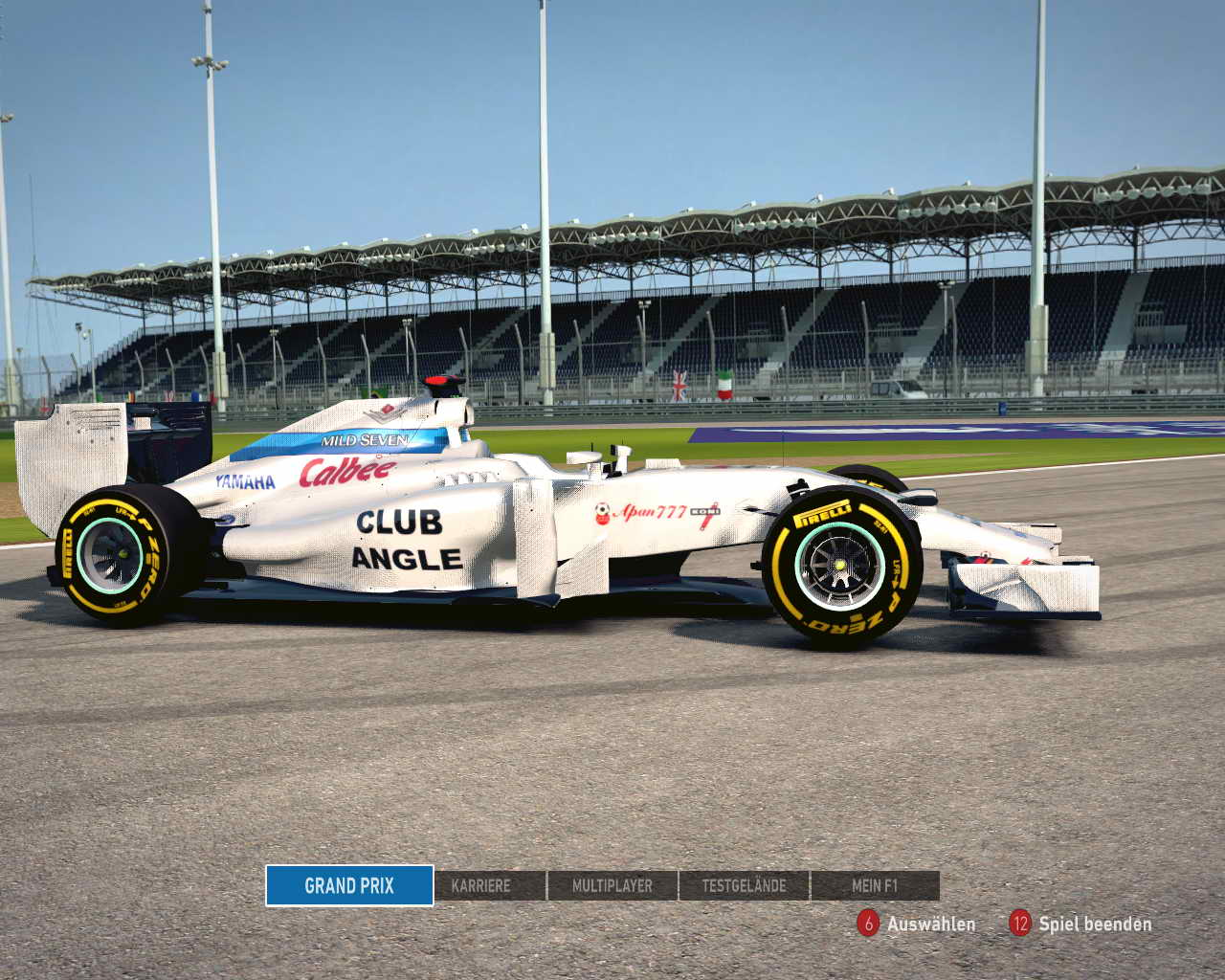 F1 2014 Team Tyrrel Mod 1994