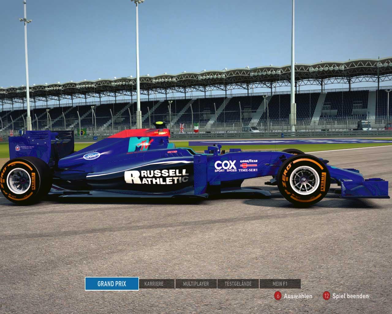 F1 2014 Team Simtek Mod 1994