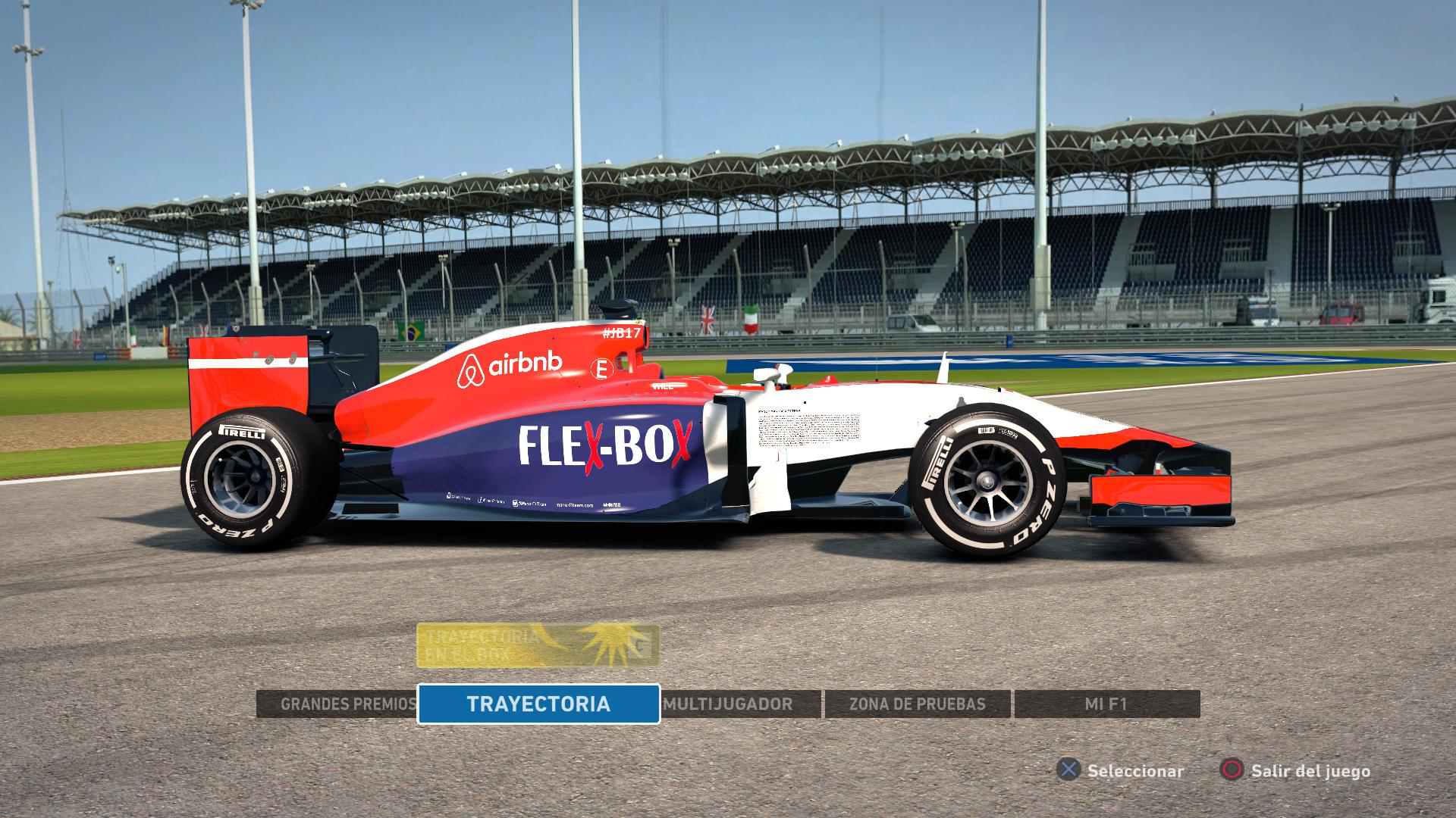 F1 2014 Manor 2015 GP Silverstone v1.0