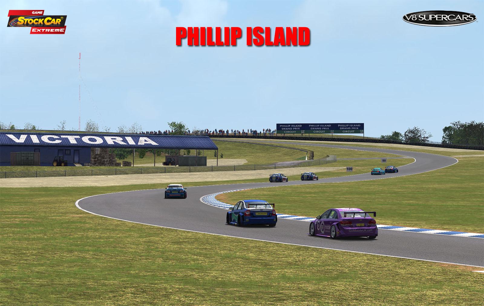 GSC 2013 Phillip Island (V8 Supercars) v2.1