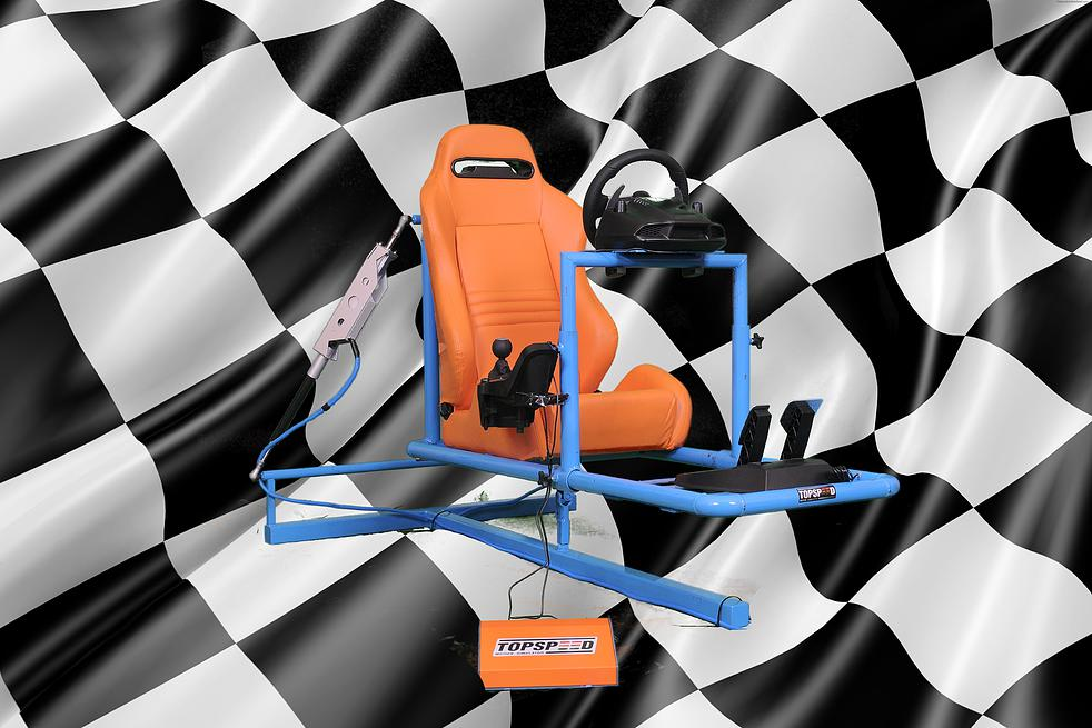 The SimPit – TopSpeed Motion Simulator