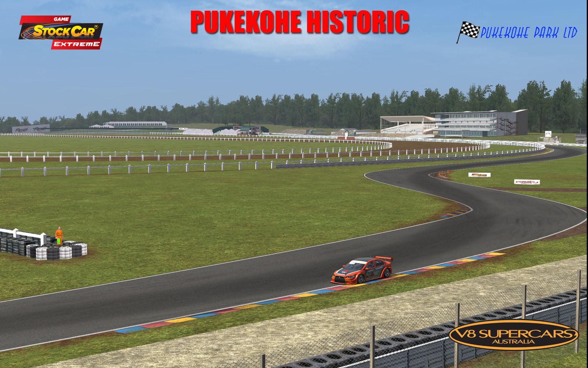 GSC 2013 Pukekohe Historic (V8 Supercars) v2.01