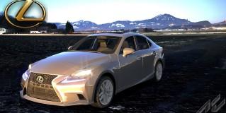AC Lexus IS350 F Sport + S1