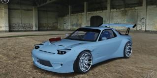 AC MadBull Mazda RX7