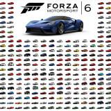 Teljes Forza Motorsport 6 autó és pályalista
