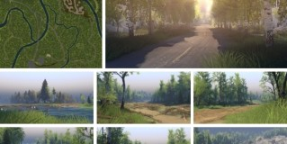 Spintires Viborg Map v1.0