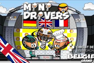 MiniDrivers –  2015 Belgian Grand Prix