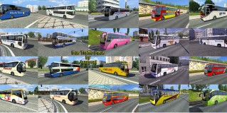 ETS2 Bus Traffic Pack v1.2