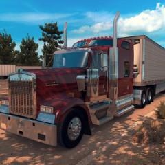 Új American Truck Simulator képek