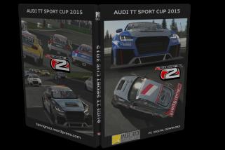 rF2 Audi TT Sport Cup 2015 v1.0
