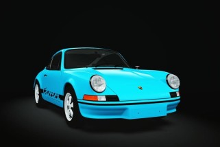 AC Porsche 911 Carrera RS 2.7 Touring