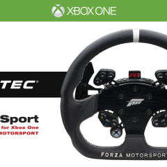 Forza Motorsport Racing Wheel bejelentve!