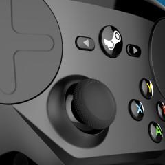 Steam Controller autóversenyhez