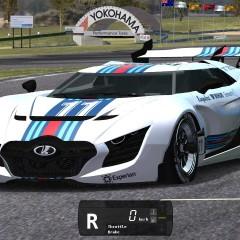 rF Lada Vision GT Prototype v1.1