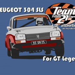 GTL Peugeot 304 SLS v1.0