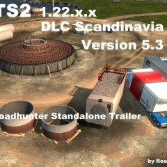 ETS2 68 Roadhunter Trailer in Pack v5.3