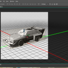 Dirt Rally 3D Template v1.0