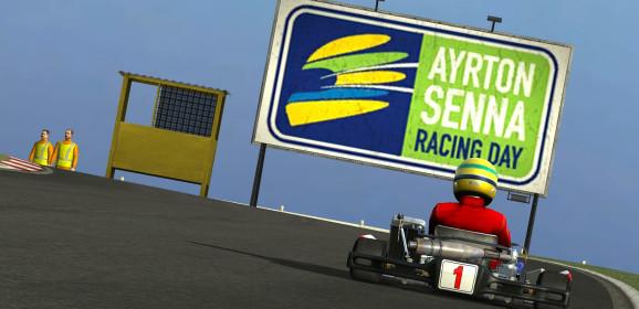 GSC 2013 Karting DOIS LAGOS – Ayrton Senna's Farm v1.0
