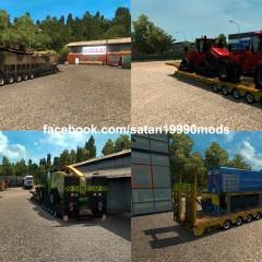 ETS2 TMP Oversize Load 1-2-3 v1.1