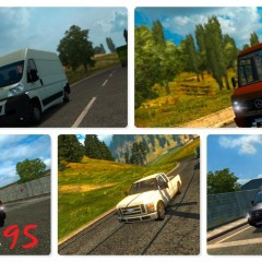 ETS2 AI Traffic Pack Mod v1.22