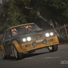 Sebastien Loeb Rally Evo képek