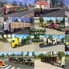ETS2 Trailers and Cargo Pack v3.7