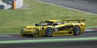AC FIA GT Saleen S7R v6 Tyres