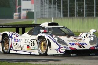AC Porsche 911 Evo GT v6 Tyres