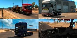 ATS Scania 4 v2.2.1