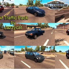 ATS AI Traffic Pack v1.0