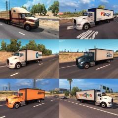 ATS Truck Traffic Pack v1.1