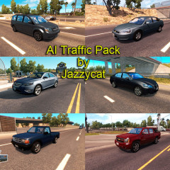 ATS AI Traffic Pack v1.3
