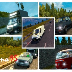 ETS2 AI Traffic Mod Pack v1.22.2