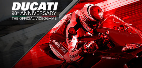 Ducati 90th Anniversary The Official Videogame bejelentve