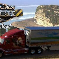 ATS Freightliner Cascadia v1.1