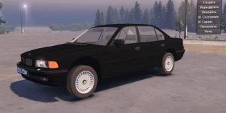 Spintires BMW 750LI E38 v1.0