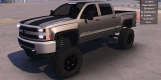 Spintires Chevy 3500HD v1.0