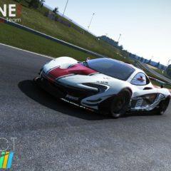 PC McLaren P1 GTR v1.02
