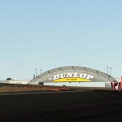 rF2 Le Mans Bugatti Circuit v0.98