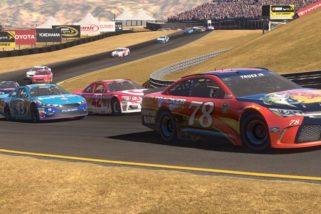 NASCAR Heat Evolution videó