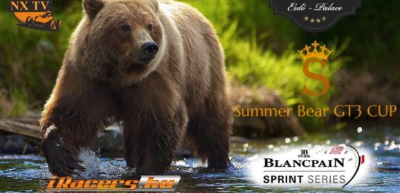 Summer Bear GT3 Cup az NXTV-n!