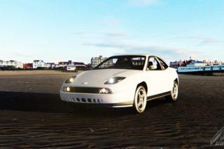 AC Fiat Coupe 20v Turbo