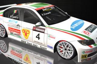 AMS WTCC BMW E90 v1.3