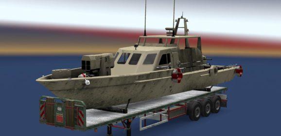 ETS2 Saint Row Cargo Pack v3.0