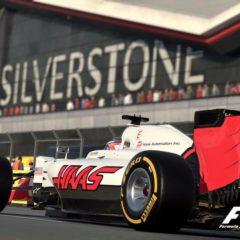F1 2016 Silverstone képek