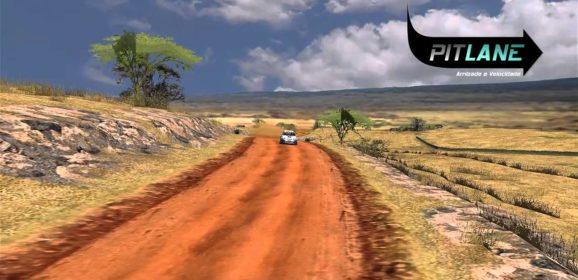 rF Safari Rally Kenya – Stage1