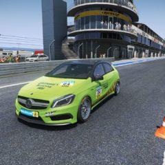 PC Mercedes A45 Cup v1.01