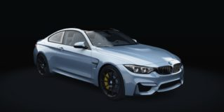 AC BMW M4 Coupe Competition Package